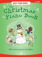 The Christmas piano book image