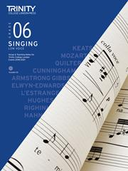 Trinity College Singing image