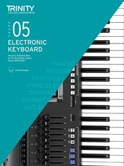 Trinity College Electronic keyboard grade 5 image