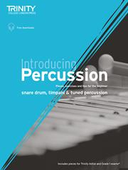 Trinity College Introducing percussion image