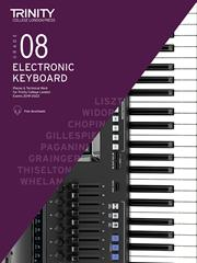 Trinity College Electronic keyboard grade 8 image