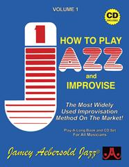 How to play jazz and improvise image