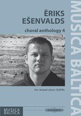 Choral Anthology 4 image