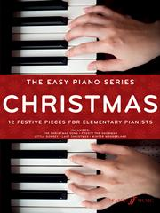 Easy piano series - Christmas image