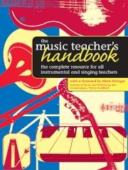 The music teacher's handbook image
