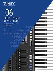 Trinity College Electronic keyboard grade 6 image