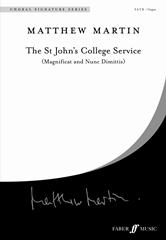 The St John's College Service (SATB)