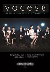 VOCES8 a cappella songbook image