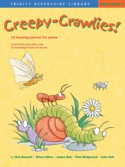 Creepy-crawlies! image