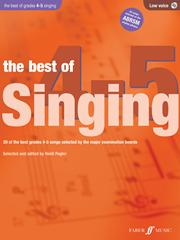 The Best of singing image