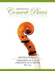 Concerto in G Major op.3 no.3 image