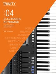 Trinity College Electronic keyboard grade 4 image