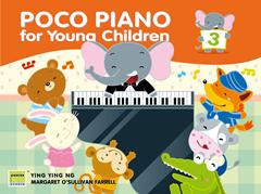 Poco piano for young children image