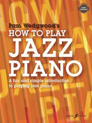 Pam Wedgwood's How to play Jazz piano image