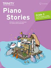 Piano stories 2018-2020 - Grade 3 image