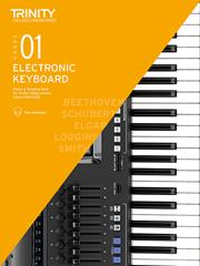 Trinity College Electronic keyboard grade 1 image
