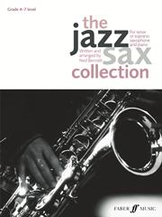 The jazz sax collection image