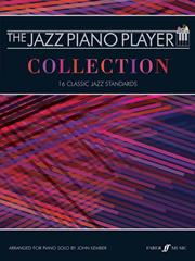 Jazz piano player collection image