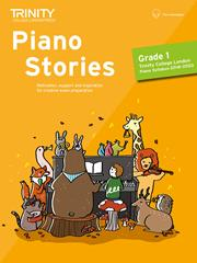 Piano stories - Grade 1 image