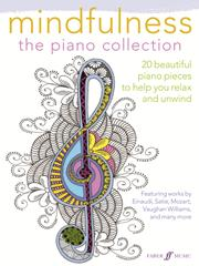Mindfulness: The piano collection image