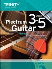 Trinity College Plectrum guitar exam pieces image