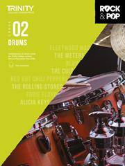 Trinity College Rock & Pop Drums grade 2 image