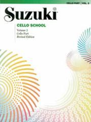 Suzuki cello school vol.3 image