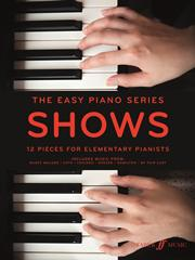 The Easy piano series - Shows image