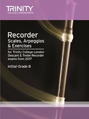 Trinity College Scales, arpeggios & exercises image