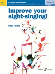 Improve your sight-singing grades 1-3 image