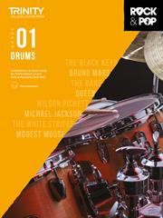 Trinity College Rock & Pop Drums grade 1 image