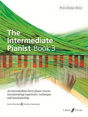 The intermediate pianist image