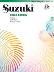 Suzuki cello school vol.1 image