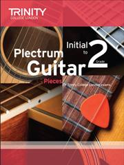 Trinity College Plectrum guitar exam pieces image