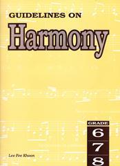 Guidelines on harmony image